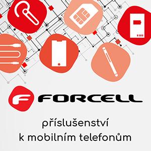 Forcell.CZ - Kompletní příslušenství k mobilním telefonům za velmi příznivé ceny
